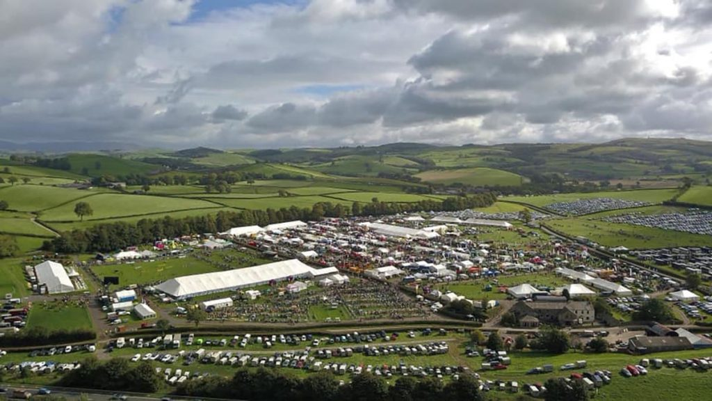 Westmorland Show – 10th September 2020